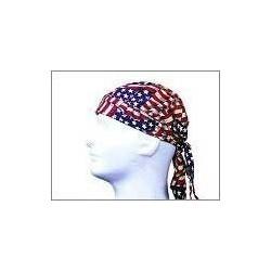 WELDAS DOO-RAG USA FLAG