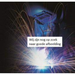 SOUDAFLEX TWEELINGSLANG 3/8''X3/8'' ISO 3821, ROL A 50 METER