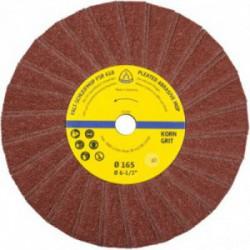 KLINGSPOR LAMELLENSCHUURWIEL FSR 618 165X14 K 80