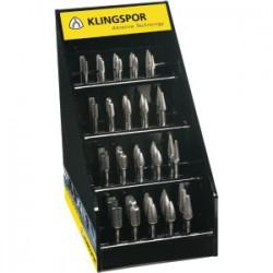 KLINGSPOR HARDMETAAL STIFTFREES HF 100-A 6 K 6