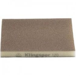 KLINGSPOR SCHUURSPONS SW 501 123X96X12,5 K 120